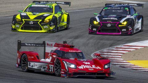 Monterey Sportscar Championship powered by McLaren