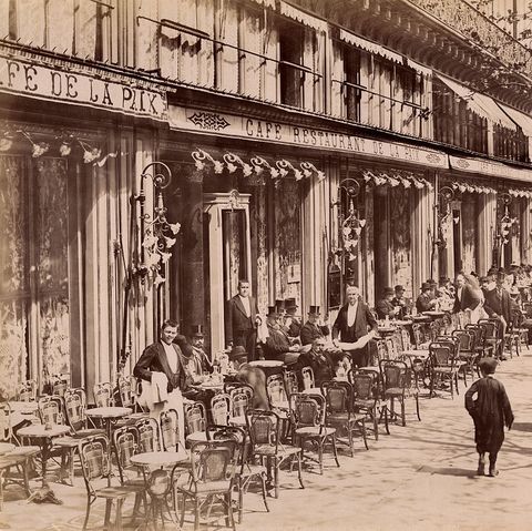 vintage photos of paris