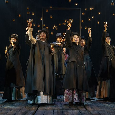 A Christmas Carol     Directed By Matthew Warchus     Adapted By Jack Thorne