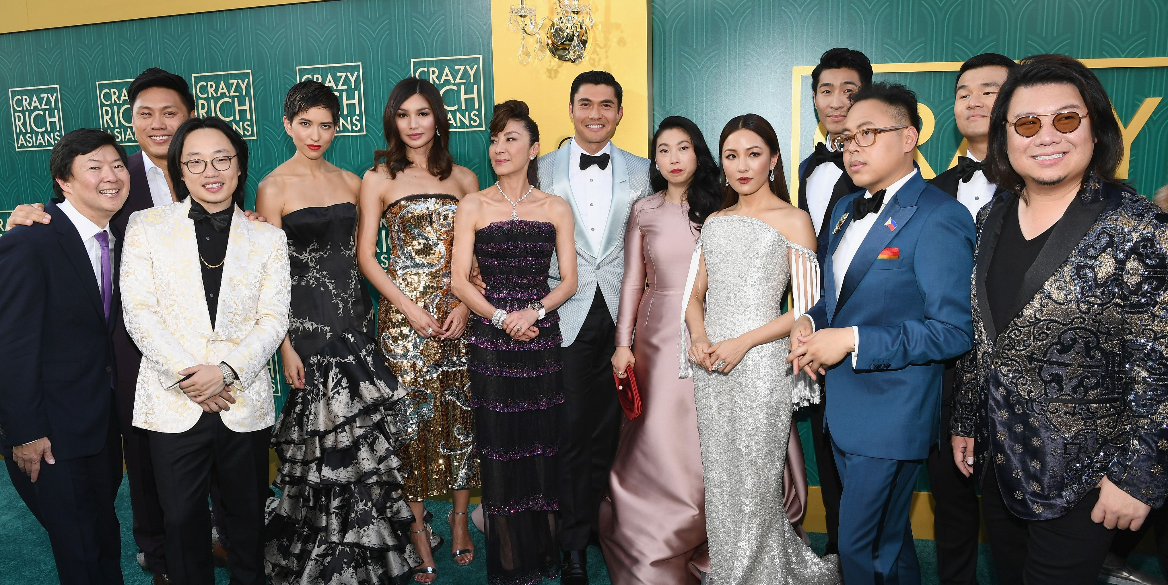 Warner Bros. Pictures' 'Crazy Rich Asians' Premiere - Red Carpet