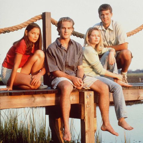 "cast of ""dawson's creek"""