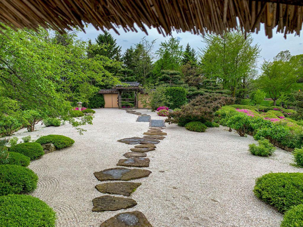 7 Tranquil Rock Garden Ideas Beautiful Rock Landscaping Ideas