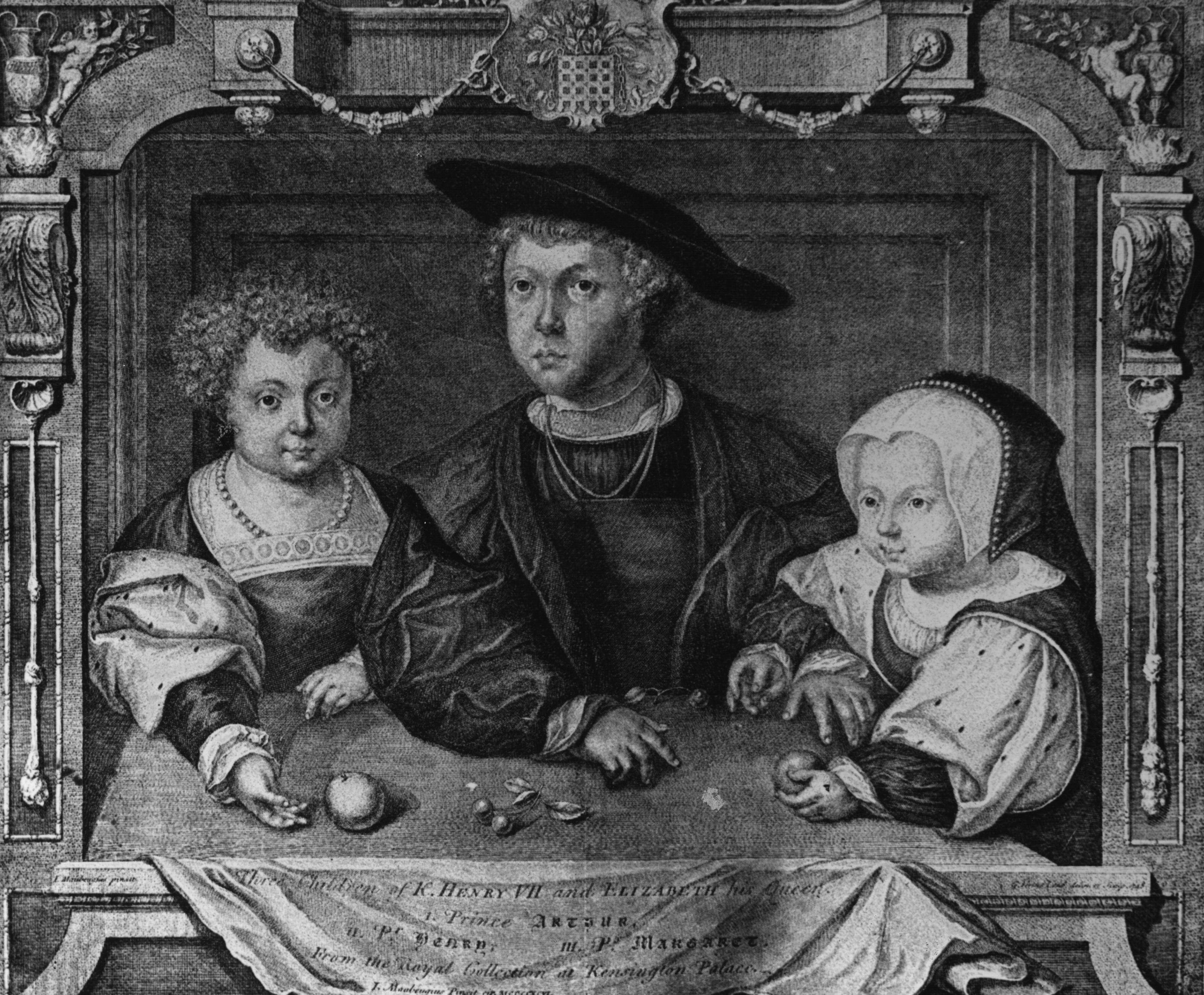 The Cause of Prince Arthur Tudor's Death Remains a Medical Mystery