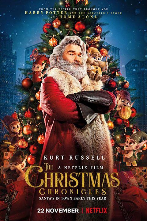 Christmas Movies on Netflix The Christmas Chronicles