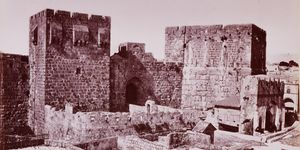 The Citadel of Jerusalem