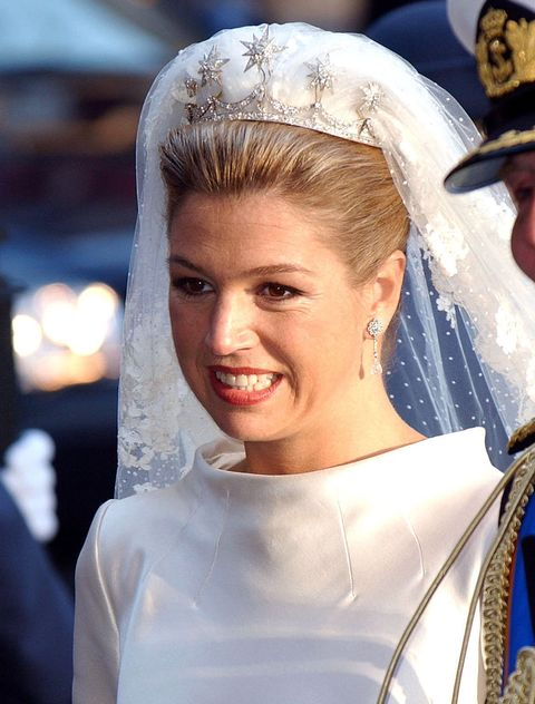 the wedding of crown prince willem alexander of holland and maxima zorregueta