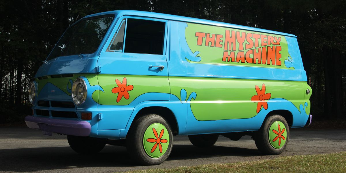 Mystery Mystery Machine, Who Are You?