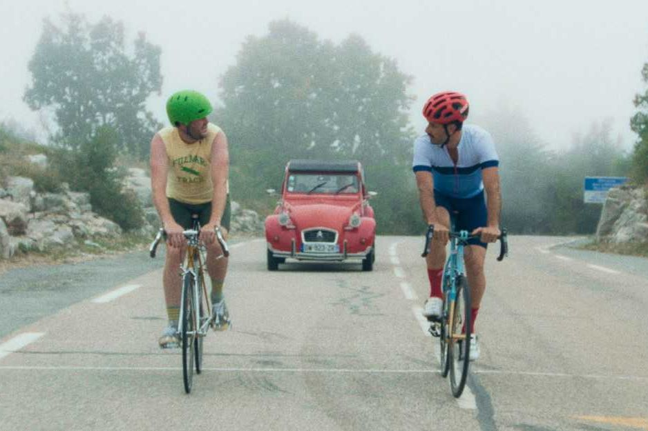 'The Climb' Turns a Tough Bike Ride Into a Dark Comedy on Friendship