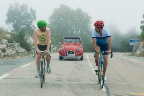 'The Climb' Turns a Tough Bike Ride Into a Dark Comedy on Friendship