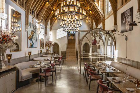 the clockspire restaurant sherbourne