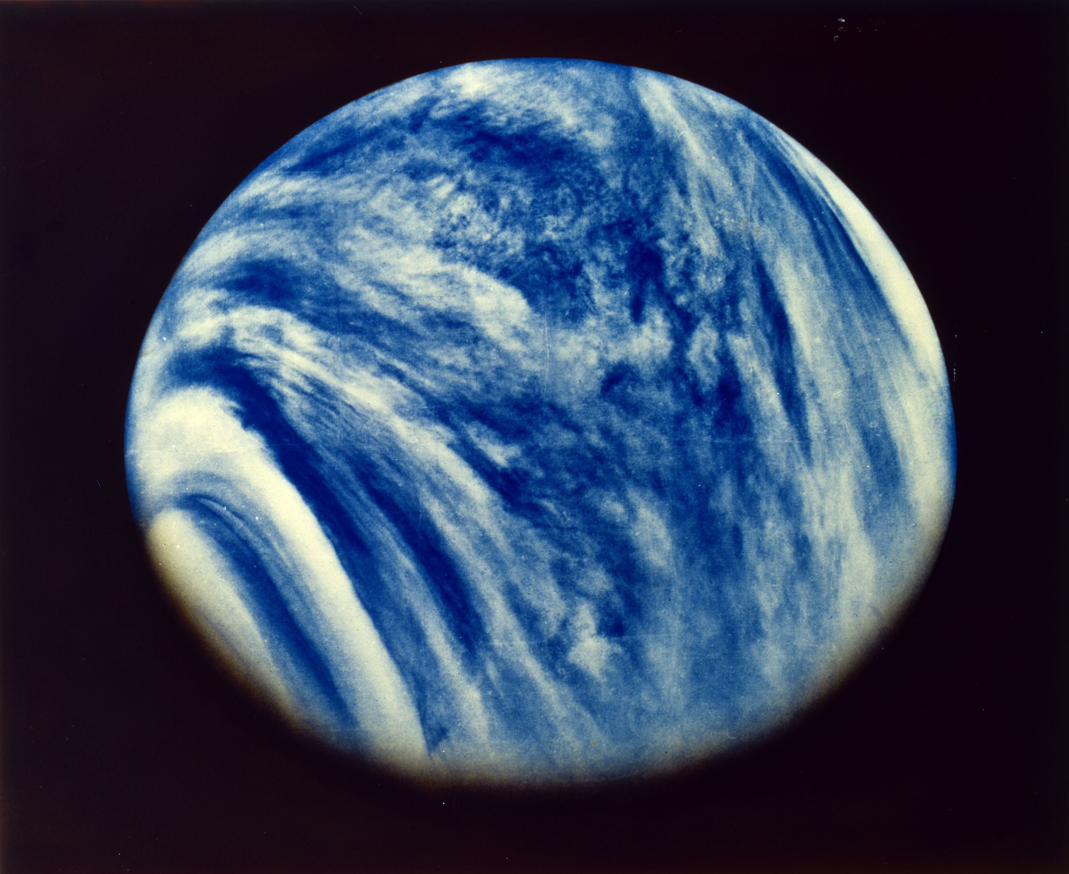We've Found Possible Signs of Life in Venus's Clouds. Whoa.