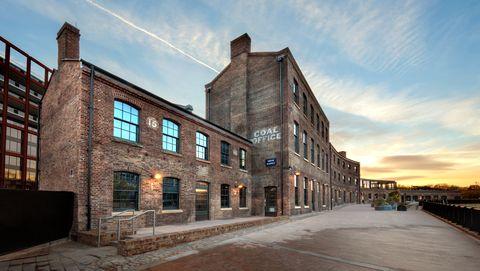 The Coal Office de Tom Dixon