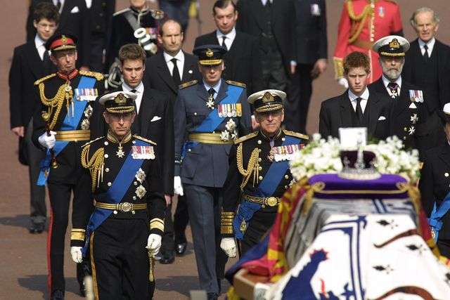united kingdom   london   funeral of her majesty queen elizabeth, the queen mother