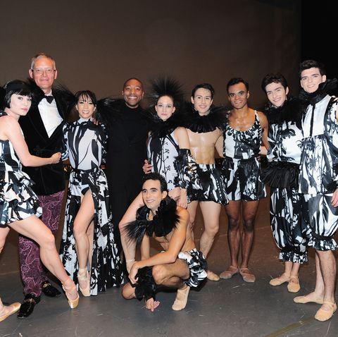 New York City Ballet 2018 Fall Fashion Gala