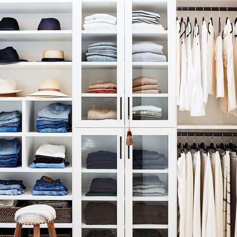 d168b2ad6 Los mejores trucos para ordenar tu armario de primavera - Cambio de ...