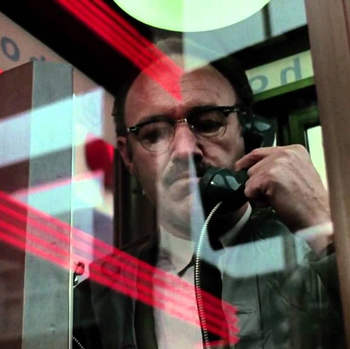 The Conversation Many will contend that Francis Ford Coppola's crowning directorial achievement isn't The Godfather or its sequel (or Apocalypse Now ), but instead this 1974 thriller starring Gene Hackman as a bluesy surveillance expert who becomes consumed by doubt and paranoia.