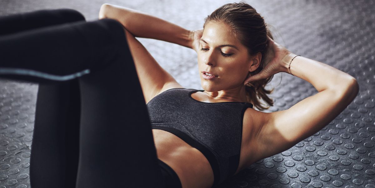 4 Reverse Crunch Variations to Kick Up Your Core Workouts