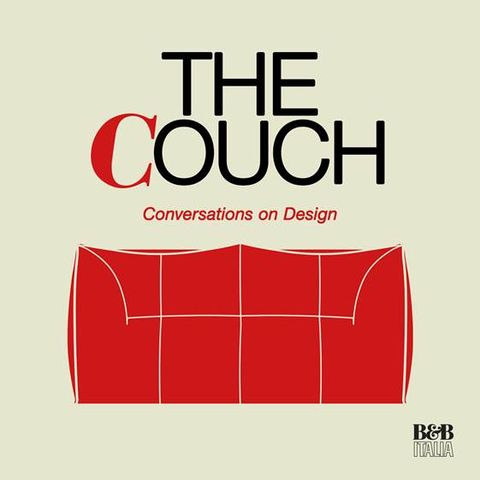 logo for bb italia the couch podcast