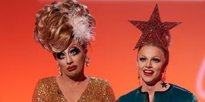 Courtney Act and Bianca Del Rio