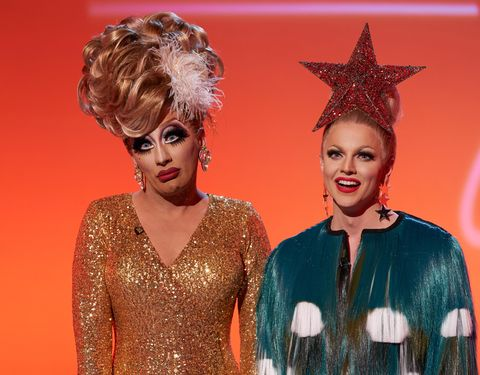 Rupauls Christmas Special.Exclusive Courtney Act Talks Bloody Gay Christmas Special
