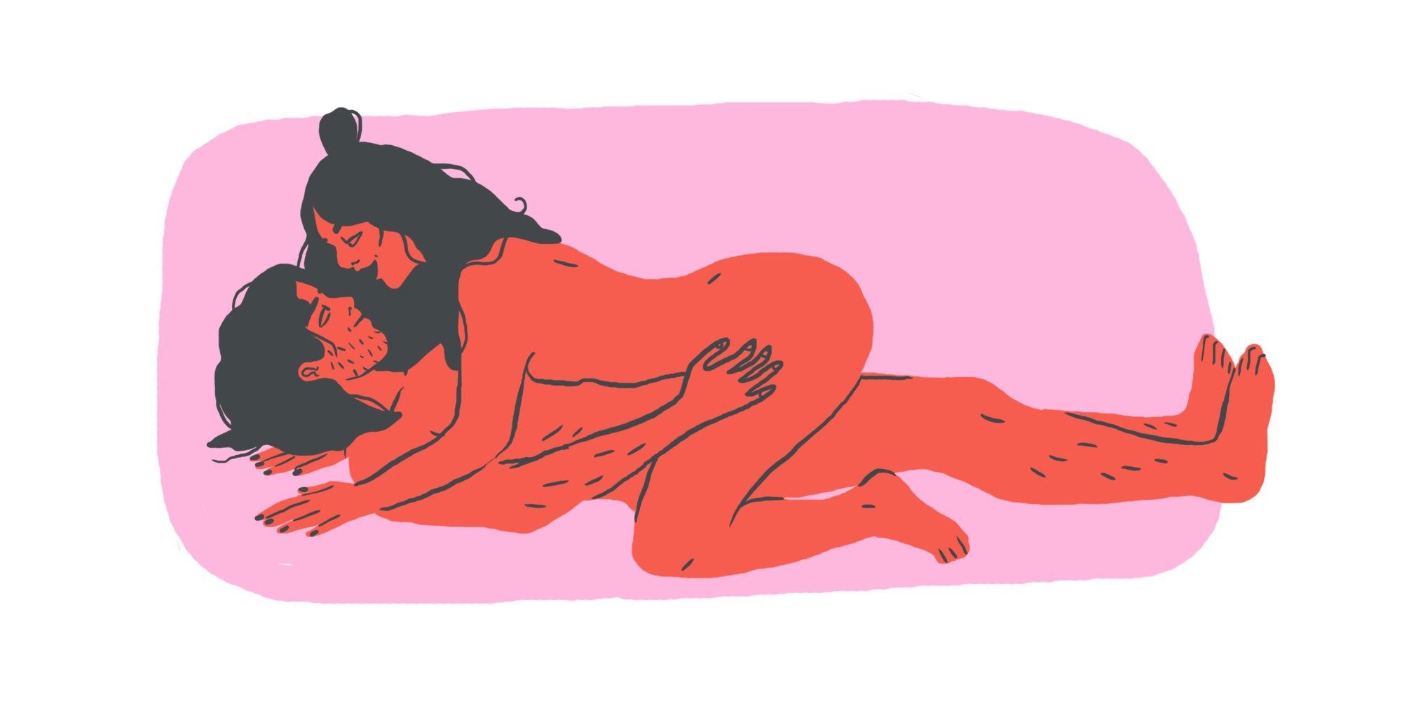 Womens most favorite sex position
