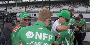 AUTO: MAY 19 IndyCar Series - 103rd Indianapolis 500 Pole Day