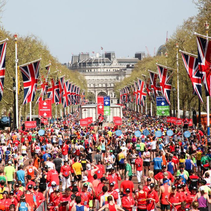 Everything You Need to Know About the London Marathon