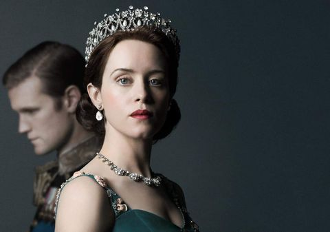 the crown mejores series siglo XXI