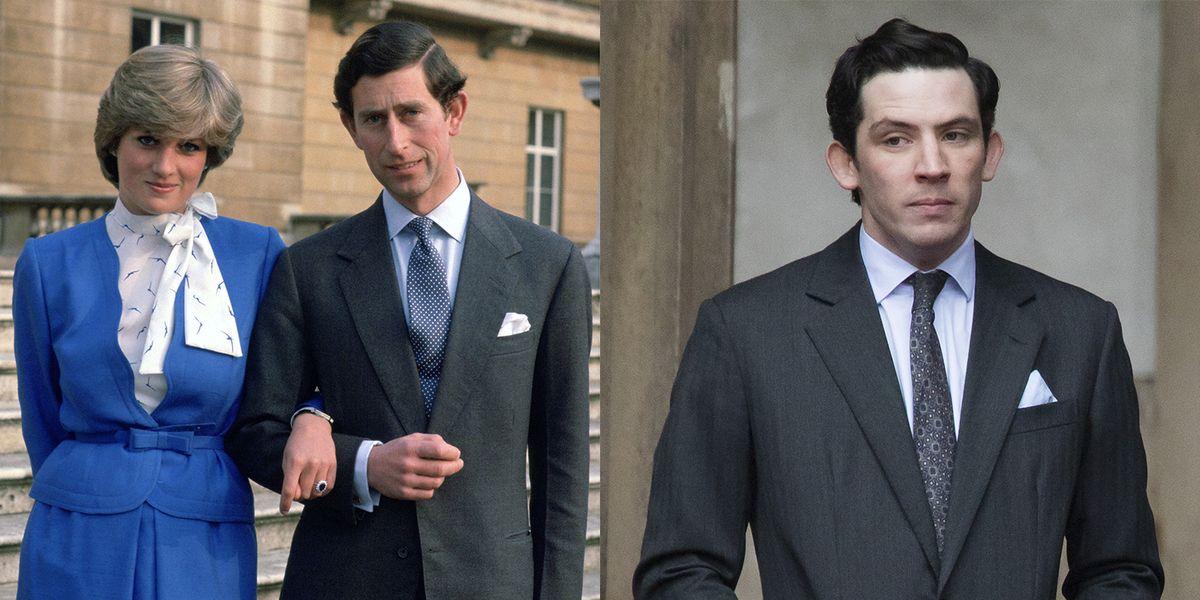 Josh O Connor Films The Crown Season 4 Scene As Prince Charles