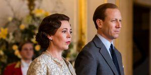 Olivia Colman as Queen Elizabeth inThe Crown season three.