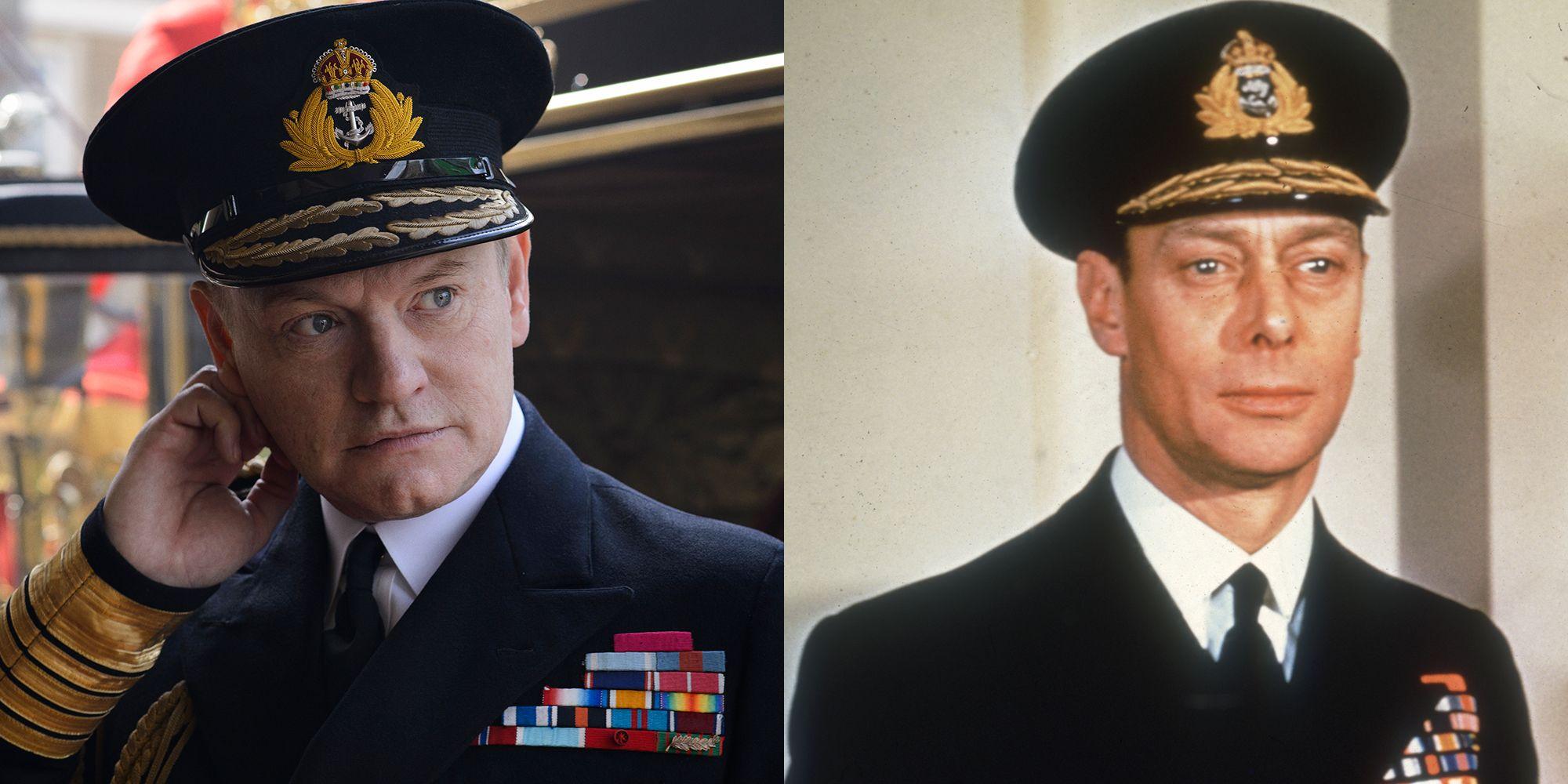 King George VI (season one)