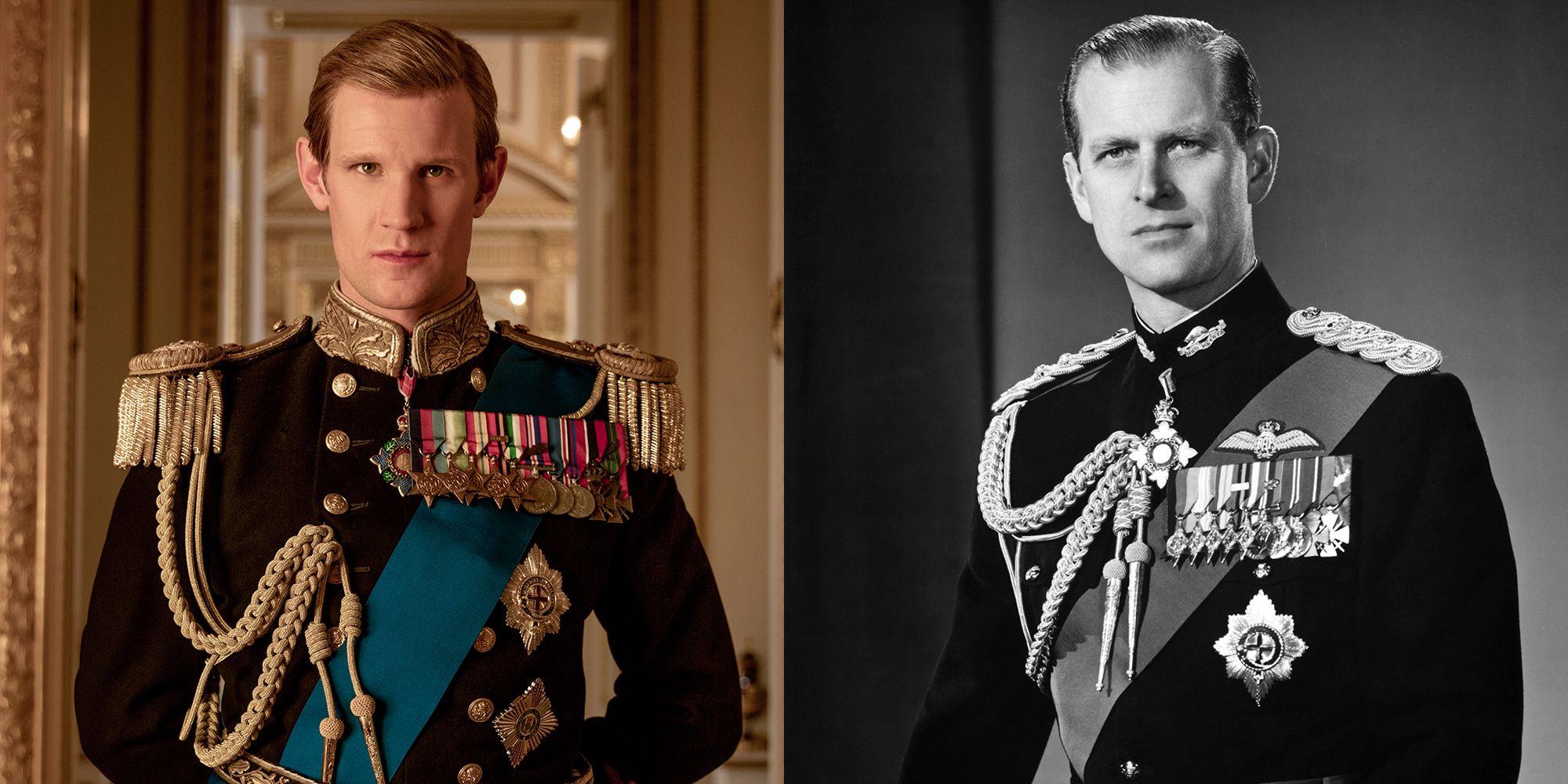 Prince Philip, the Duke of Edinburgh (seasons one and two)