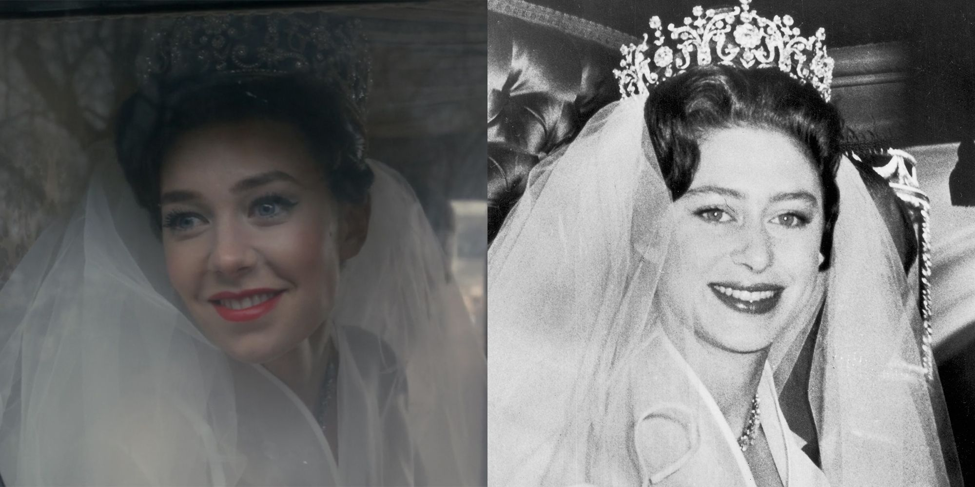 Princess Margaret (seasons one and two)