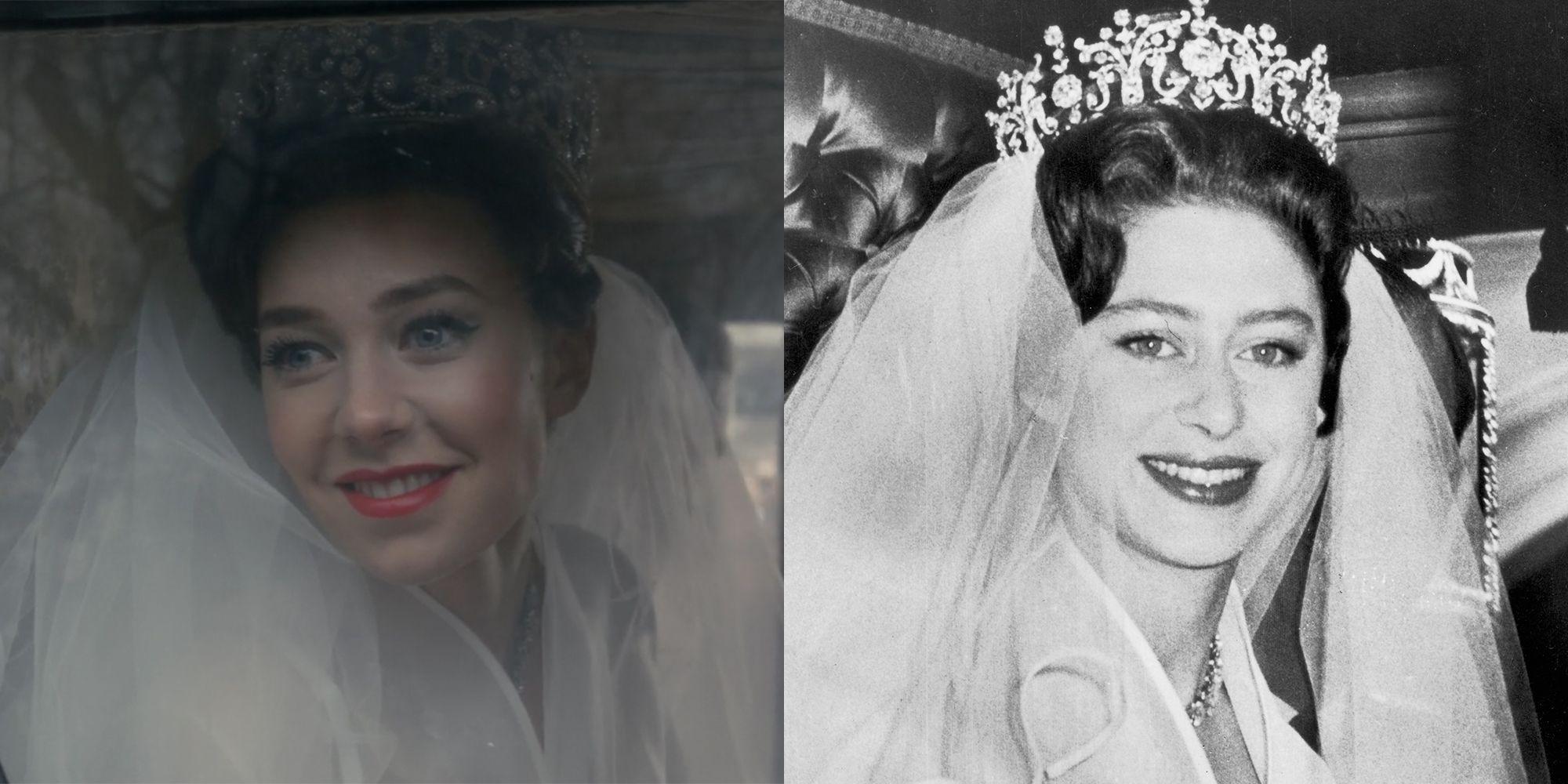 Princess Margaret (seasons 1 and 2)