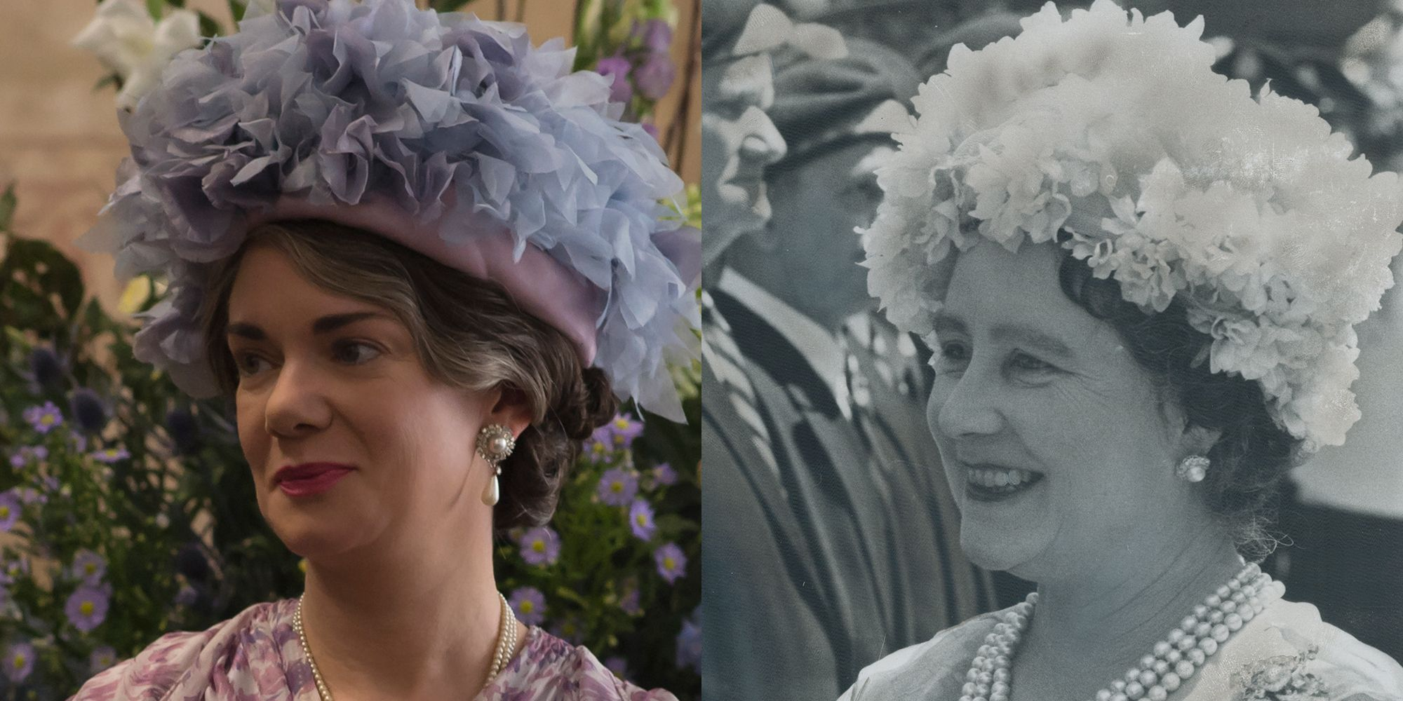 The Queen Mother (seasons 1 and 2)