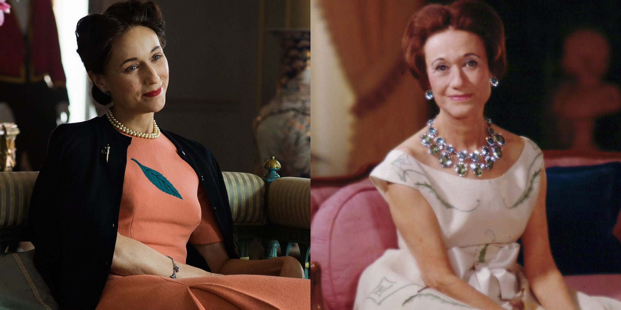 Wallis Simpson, Duchess of Windsor (seasons one and two)