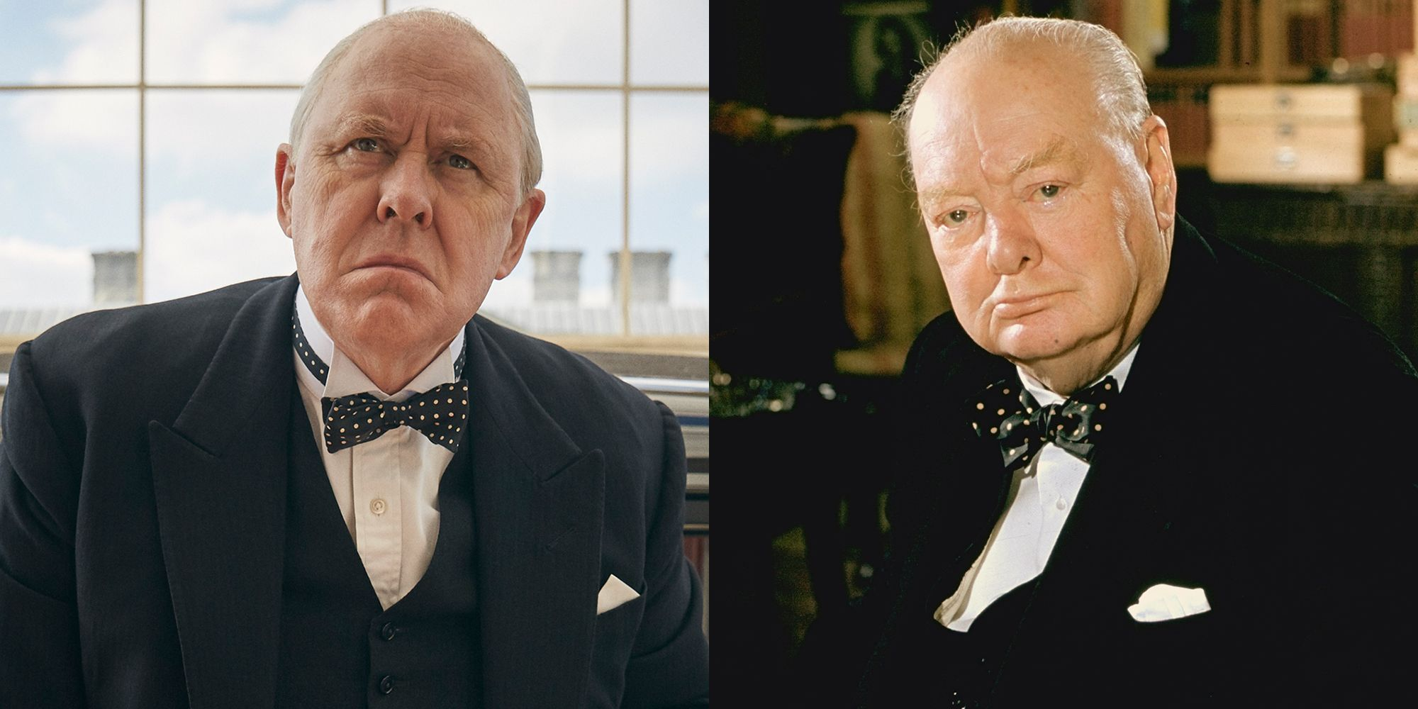 Winston Churchill (seasons one and two)