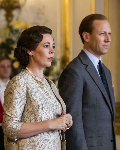 The Crown season 3 - Queen Elizabeth and Prince Philip