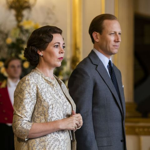 The Crown season 3 - Queen Elizabeth and Prince Philip