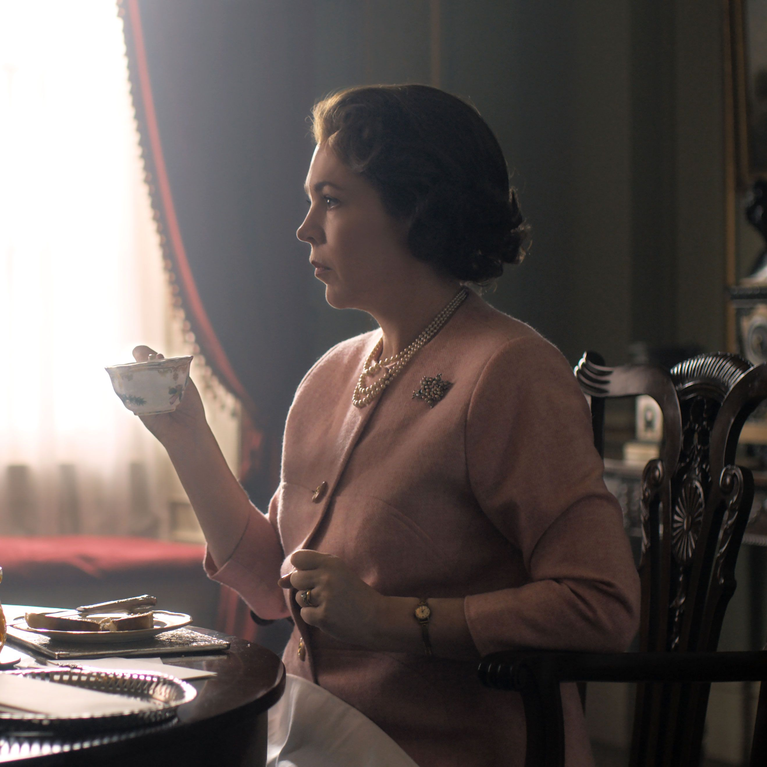 The Crown's Olivia Colman explains why upcoming series of the show will have a continuity error