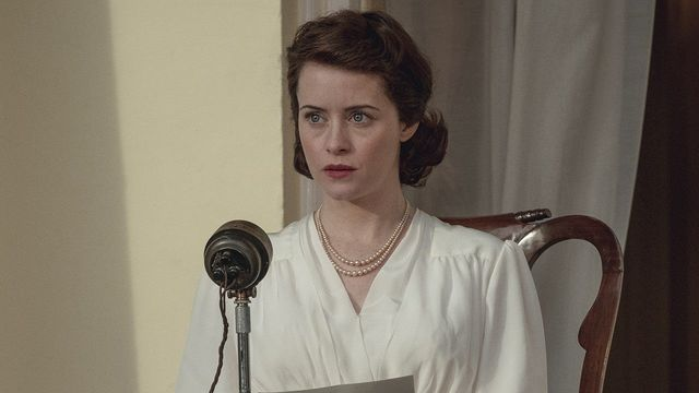 claire foy in the crown season 4
