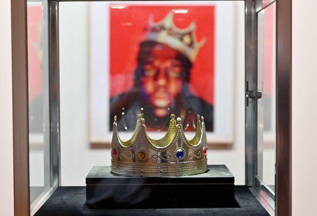 notorious big crown