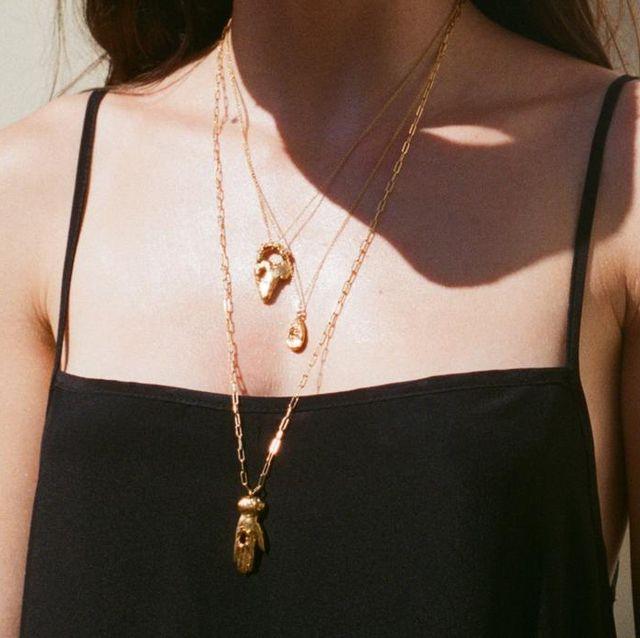 collane medaglione