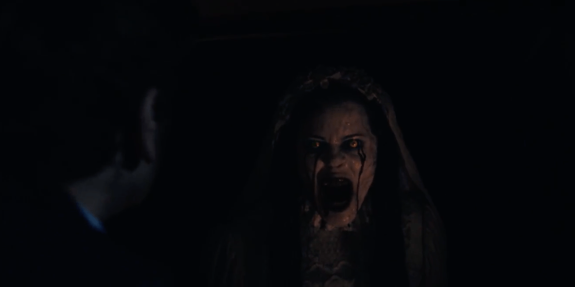 The curse of la llorona trailer