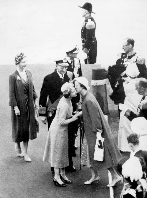 royalty   queen elizabeth ii state visit to denmark   copenhagen 英國皇室,英國女王,丹麥皇室,丹麥女王,伊莉莎白二世,瑪格麗特二世,皇室