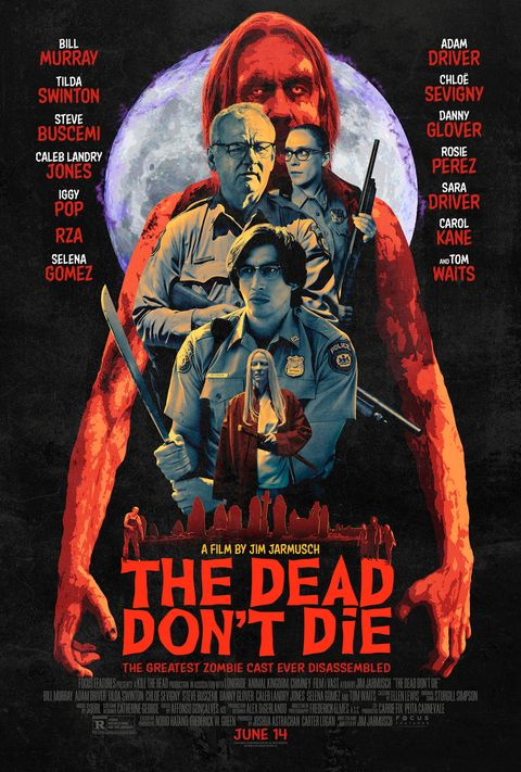 The Dead Don't Die - Best Halloween Movies