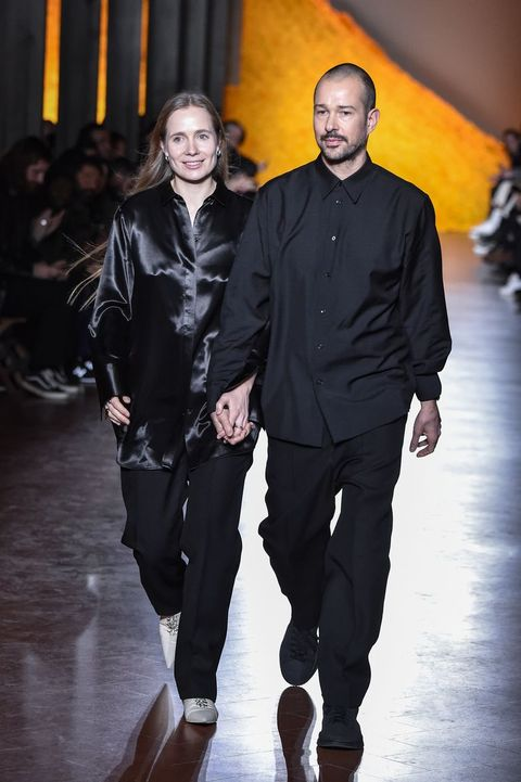 Jil Sander Fashion Show At Pitti Immagine Uomo 97