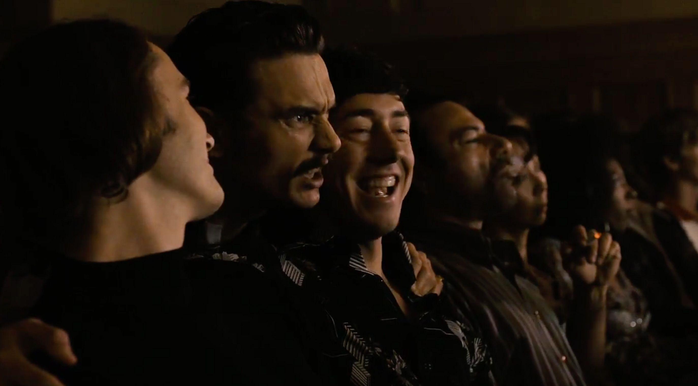 HBO gay sex scener