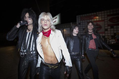 Everything You Need to Know About Netflix's New Mötley Crüe Movie, 'The Dirt'