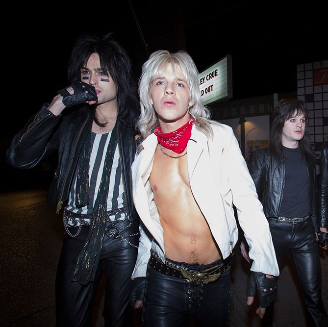 The Dirt The true story of the most debauched rock group ever, The Dirt follows Mötley Crüe through the heady days of the 1980s as the heavy metal band becomes as famous for their love of sex and drugs as much as their rock and roll.